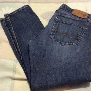 American Eagle jeans 29/30 original taper